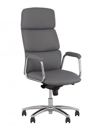 Кресло руководителя California steel chrome купить