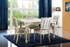 Стол Венеция и стулья Сицилия Люкс