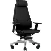 Кожаное компьютерное кресло GENIDIA LUX