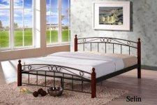 Двухспальная кровать SELIN