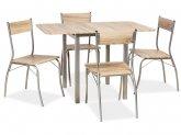 Комплект: стол и 4 стула Gobi