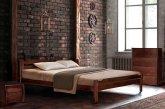 Кровать двуспальная Ольга