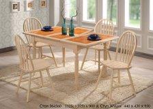 Стол СТ364560 и стулья Winzor  другие фото