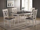 Стол и стулья Дженни