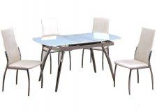 Стол и стулья Маршал