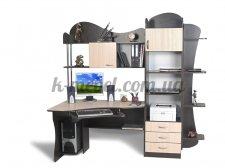 Угловой компьютерный стол СК - 16