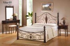 Двухспальная кровать VITA-05