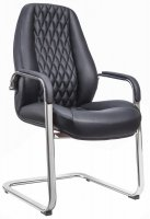 Кресло конференц F385 BE