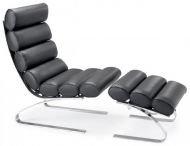 Кресло с оттоманкой (шезлонг) Конкорд