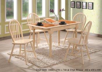 Стол СТ2950 и стулья Winzor купить