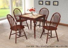 Стол СТ3030 и стулья Winzor