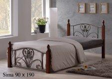 Кровать Sima bk