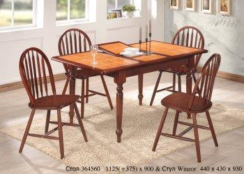 Стол СТ364560 и стулья Winzor купить