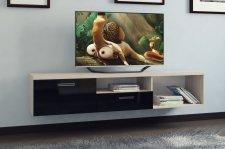 Навесная ТВ тумба Аврора