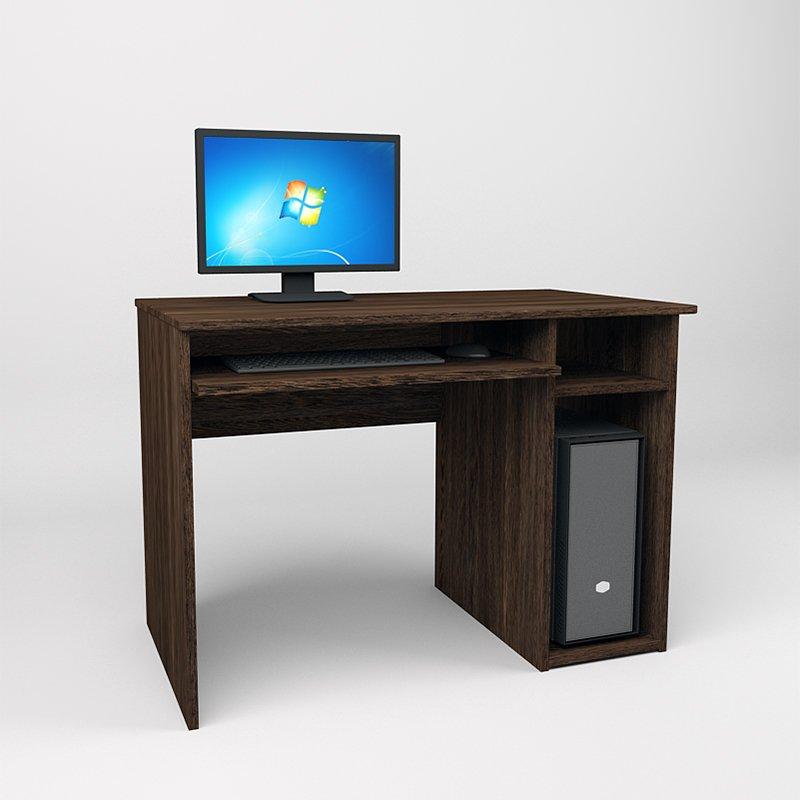 Компьютерный стол фк-412 - кремез.