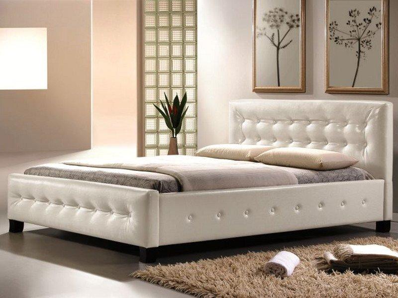 Двуспальная кровать фото своими руками
