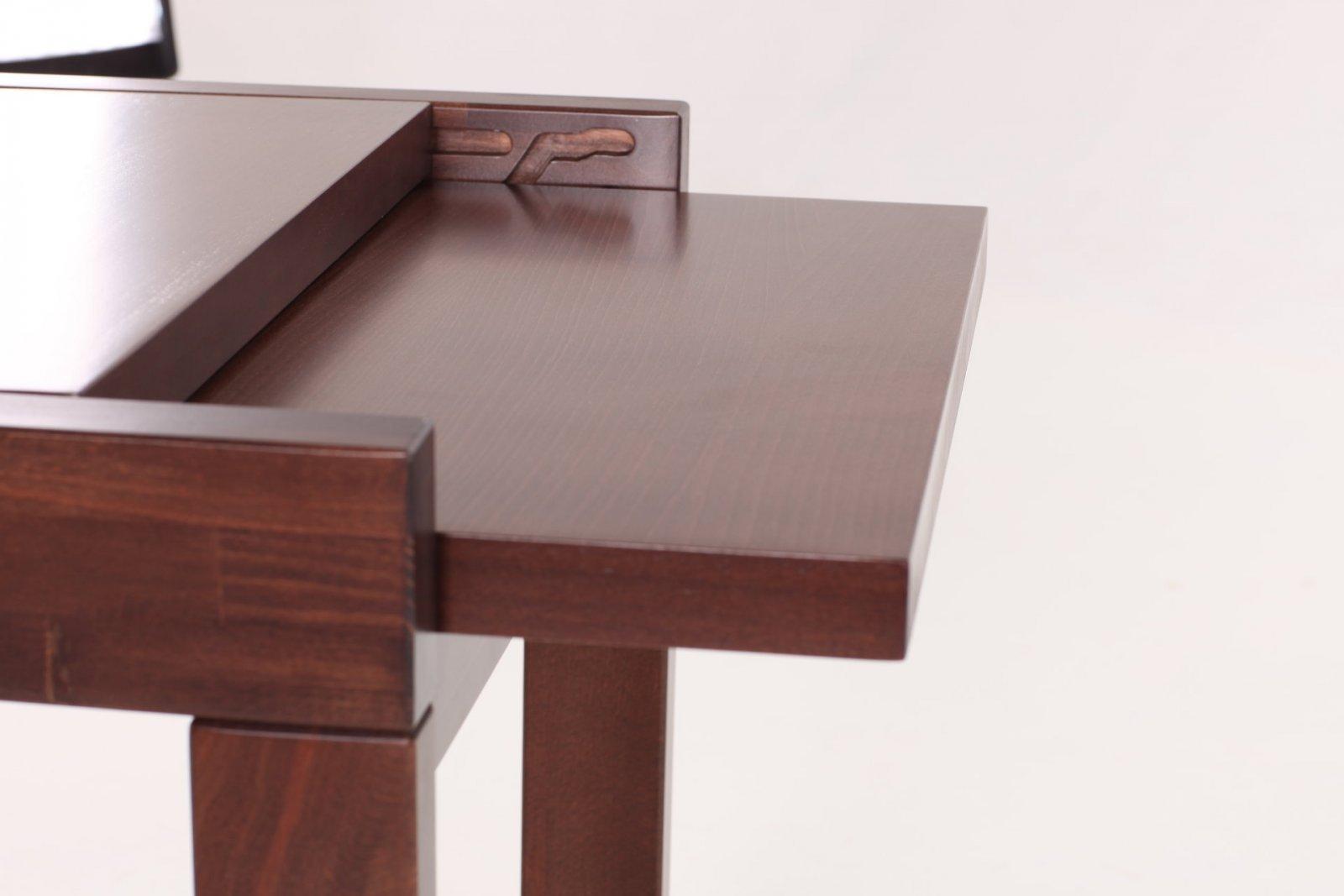 Раскладной кухонный стол соло - кремез.