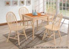 Стол СТ3030 и стулья Winzor  другие фото