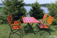 Раскладная мебель для открытых террас кафе и ресторанов  другие фото