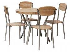 Кухонный стол и стулья Amaro