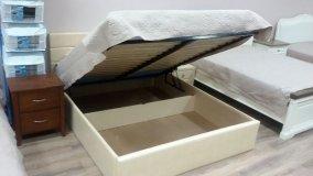 Кровать с подъемным механизмом Джустина  другие фото