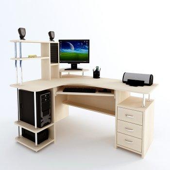 Угловой компьютерный стол  С 224 купить