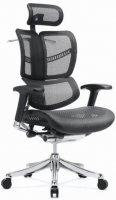 Эргономичное кресло с ортопедической спинкой Hookay Fly HFYM01