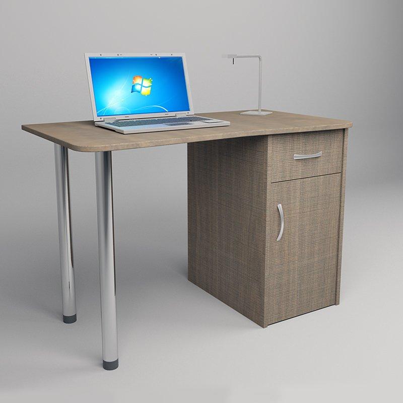 Компьютерный стол фк-305 - кремез.