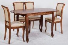 Стол Турин и стулья Марио